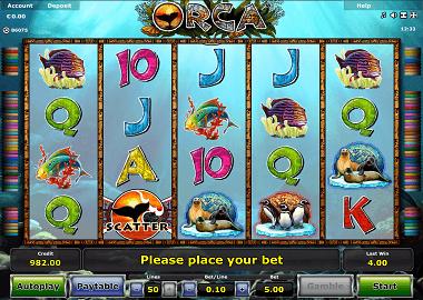 Orca Online Slot