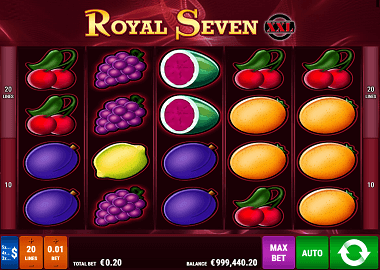 Royal Seven Online Slot