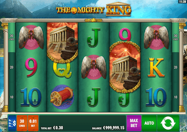 The Mighty King Online Slot