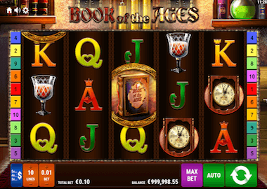 Book of Ages Online Slot