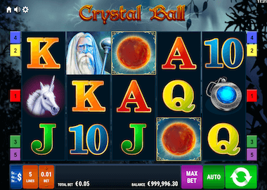 Crystal Ball Online Slot