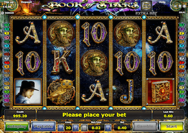 Book of Stars Online Slot