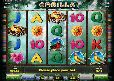 Gorilla Online Slot