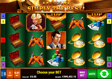 Simply the Best Online Slot