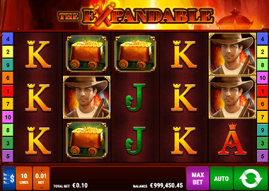The Expandable Online Slot