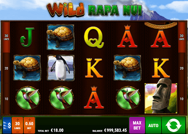 Wild Rapa Nui Online Slot
