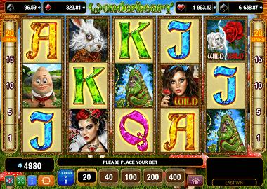 Wonderheart Online Slot