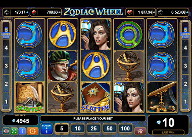 Zodia Wheel Online Slot