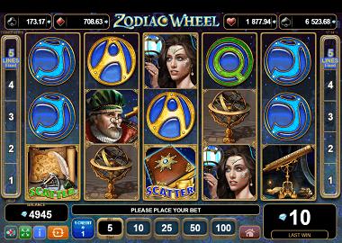 Zodia Wheel Online Slot