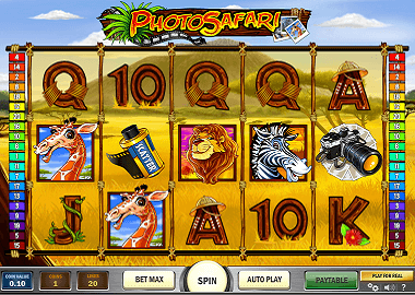 Photo Safari Online Slot