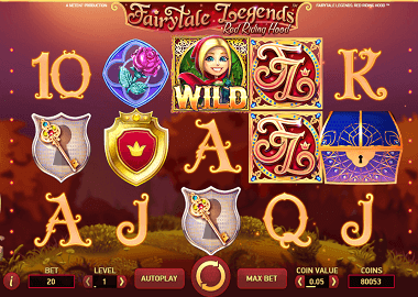 Red Riding Hood Online Slot