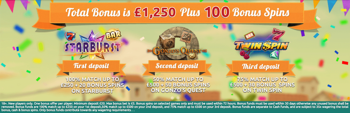 Spin Station Free Spins