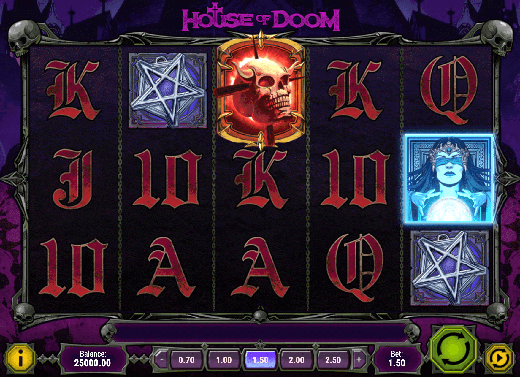 House of Doom Online Slot