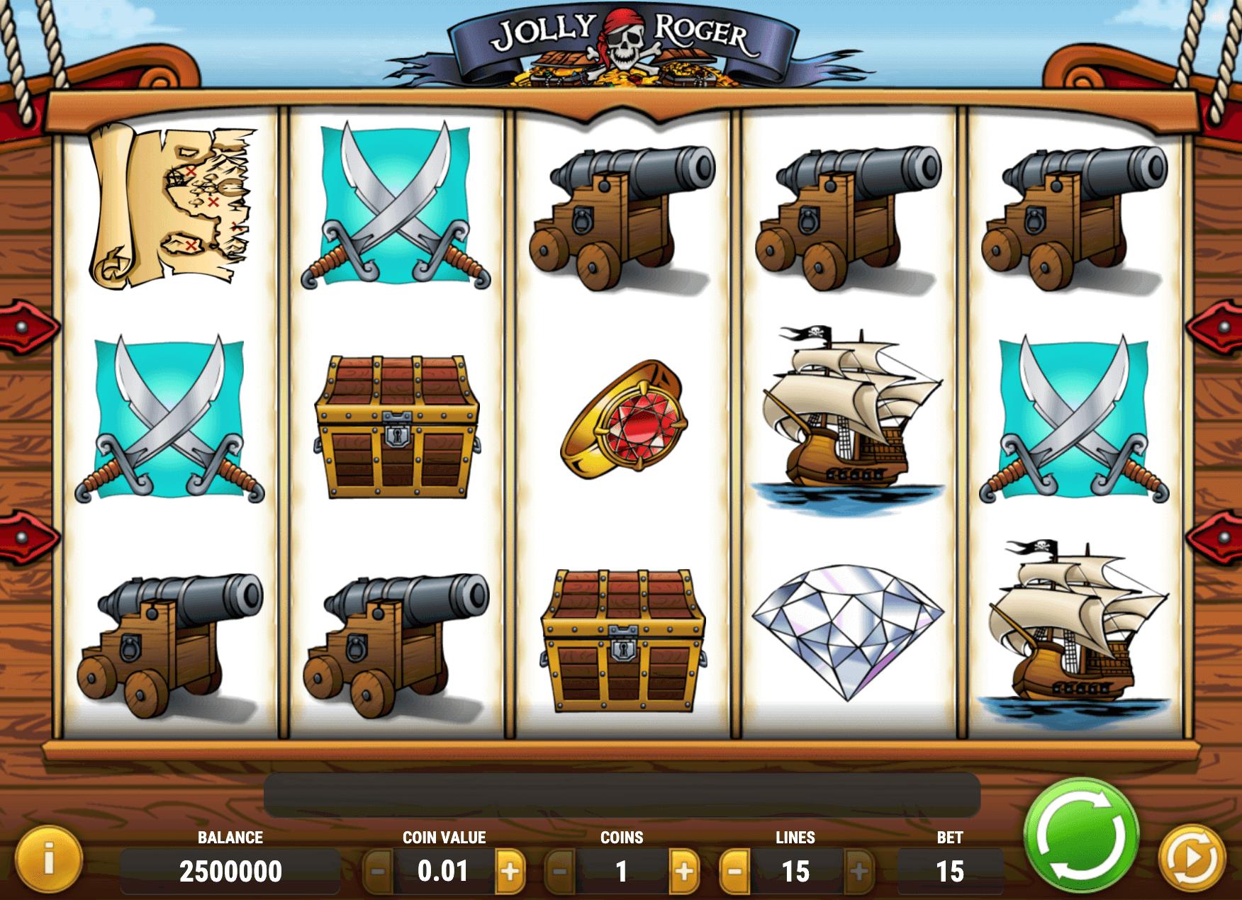 Jolly Roger Online Slot