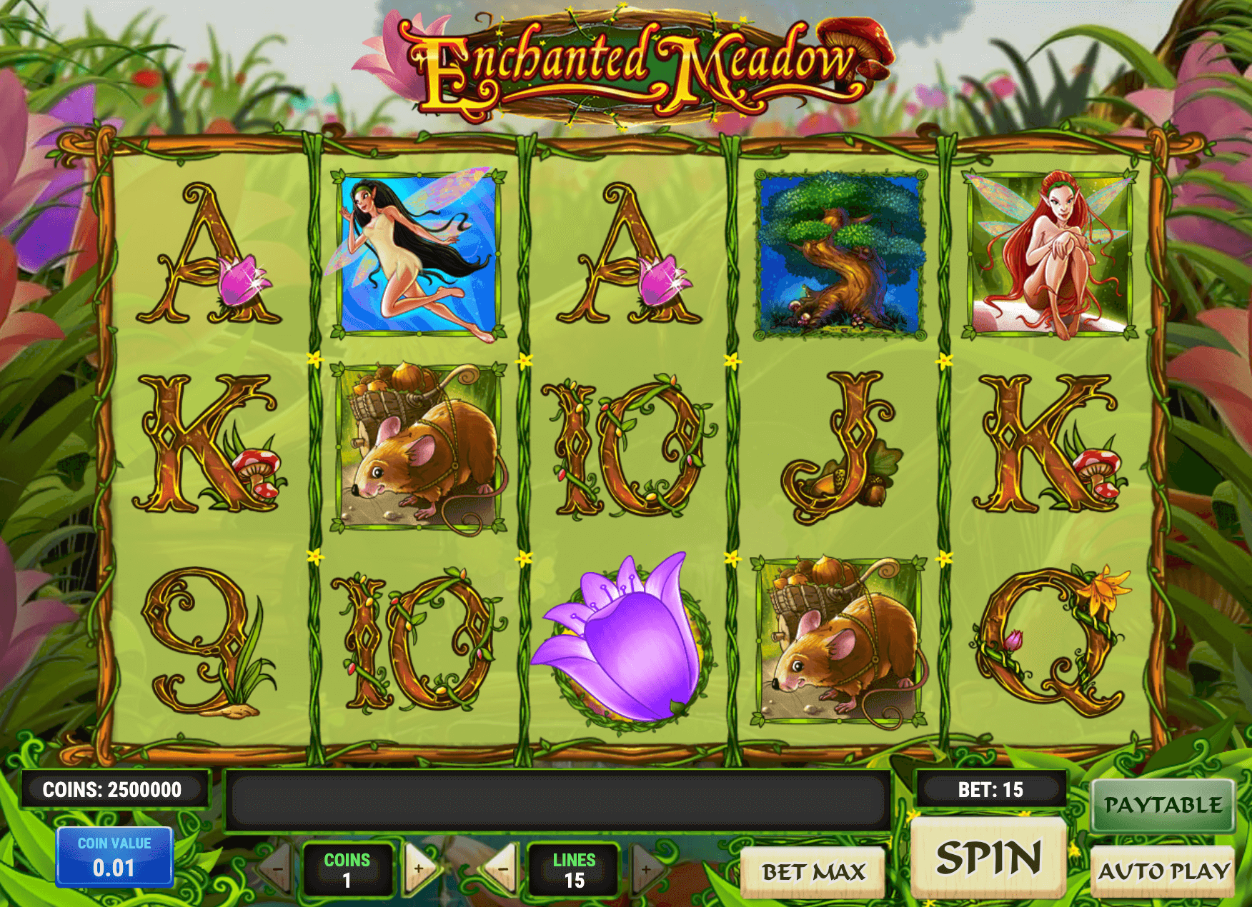 Enchanted Meadow Online Slot