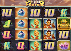 Planet Fortune Online Slot