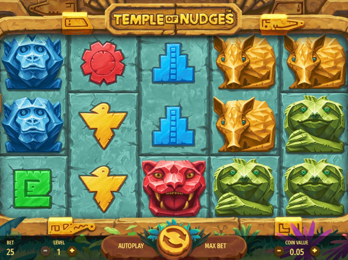 Temple of Nudges Slot