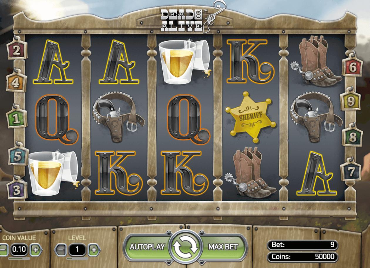 Dead or Alive 2 Online Slot