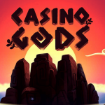 CASINO GODS - BRAND NEW WITH FREE SPINS AND BONUSES
