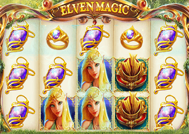 Elven Magic Slot