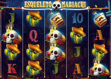 Esqueleto Mariachi Slot