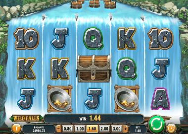 Wild Falls Online Slot