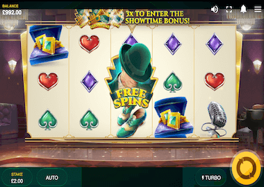Lucky Mr Green Slot