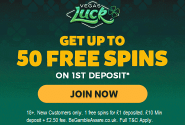 Vegas Luck Casino Bonus