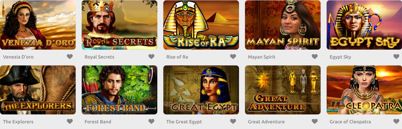 EGT Classic Slots
