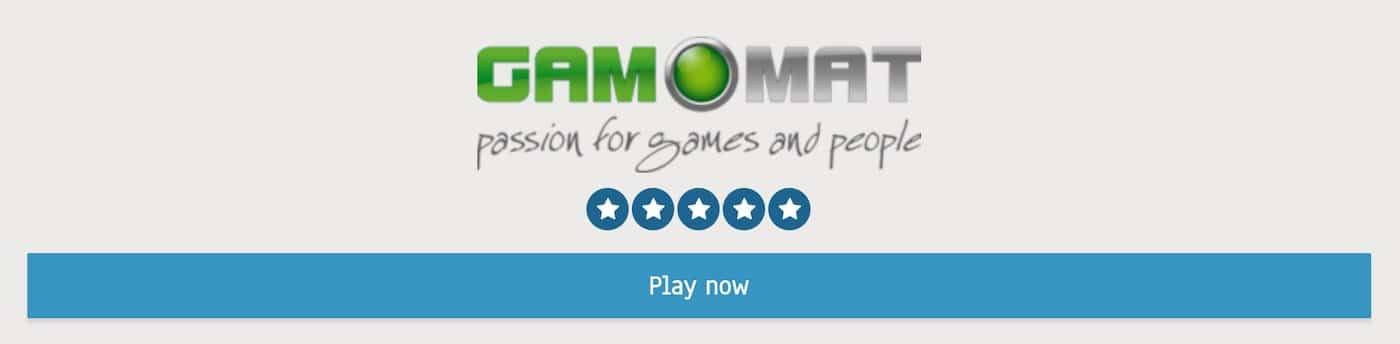 Gamomat Free Play
