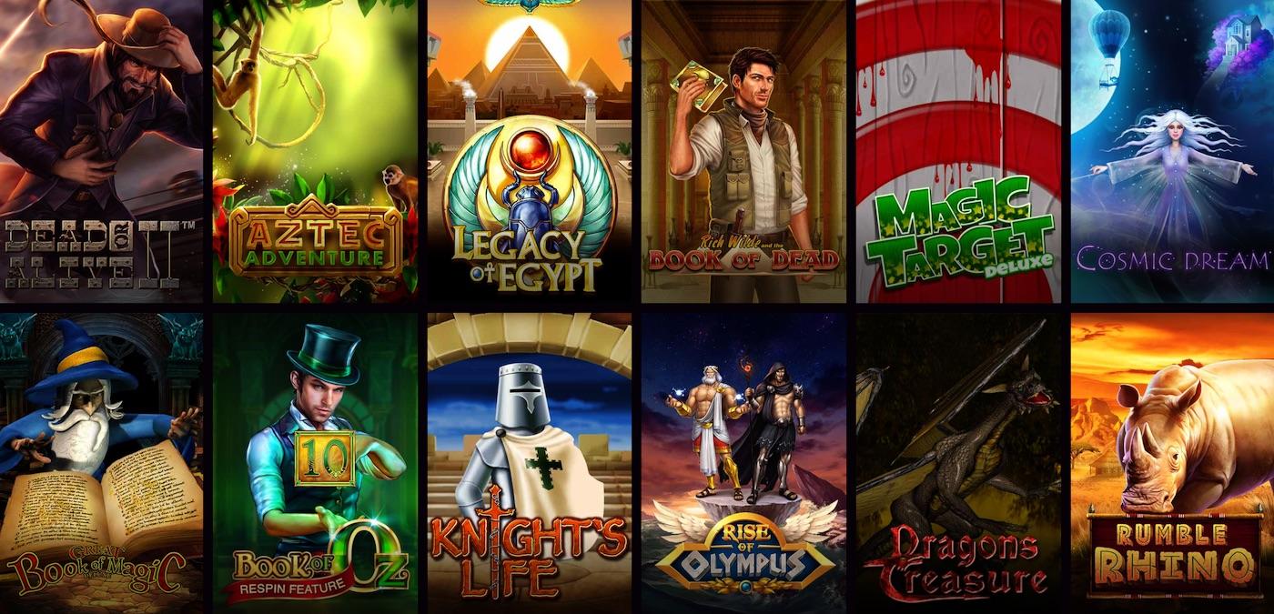 LVbet Casino Games
