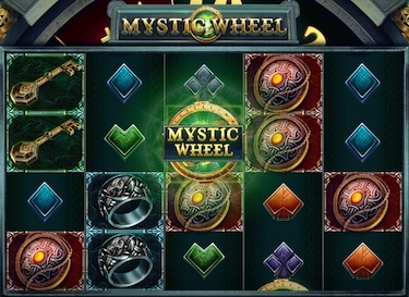 Mystic Wheel Slot