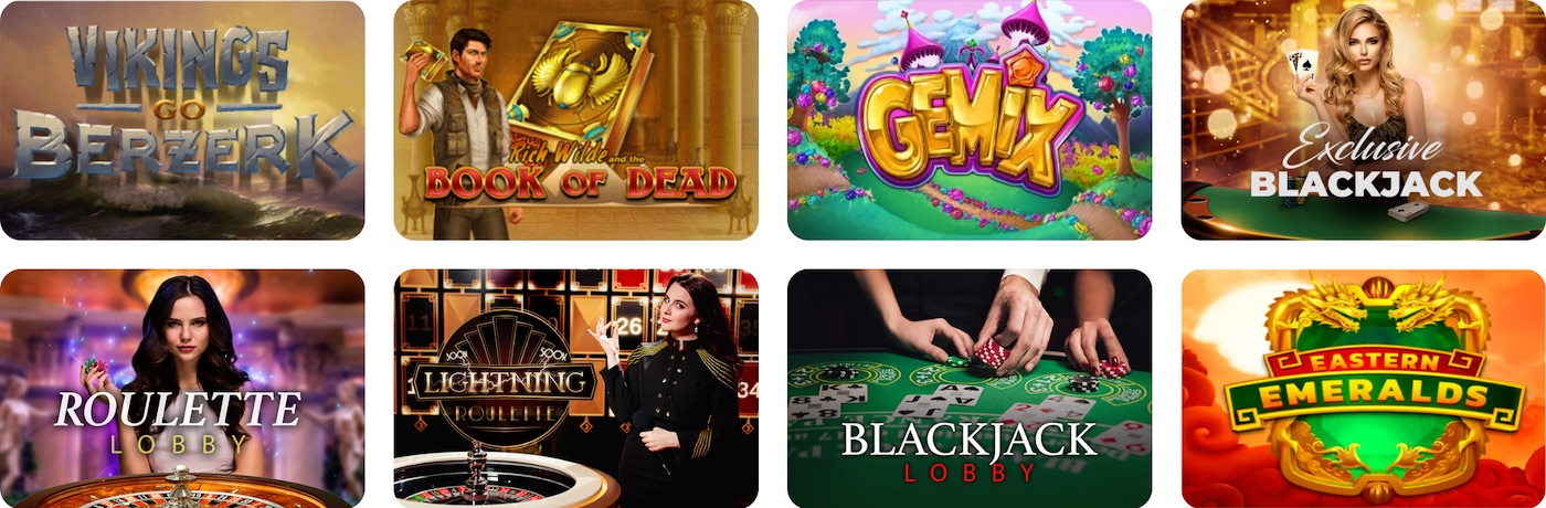 Pelaa Casino Spiele