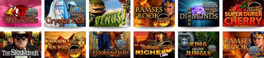 Omni Slots Spiele