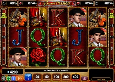 Spanish Passion Online Slot