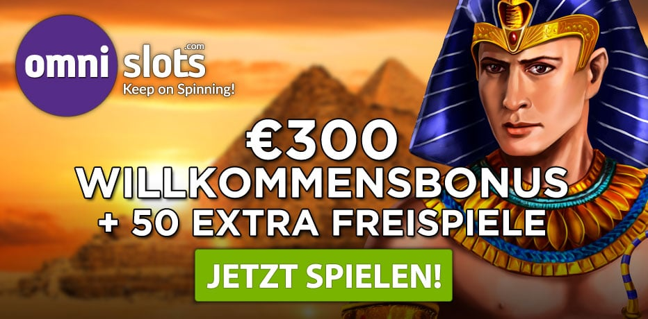 Omni Slots Einzahl Bonus