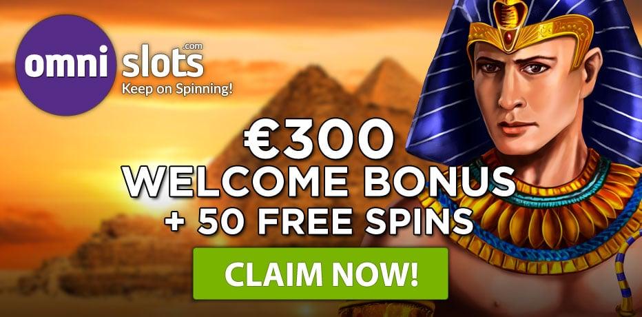 Omni Slots Casino Deposit Bonus