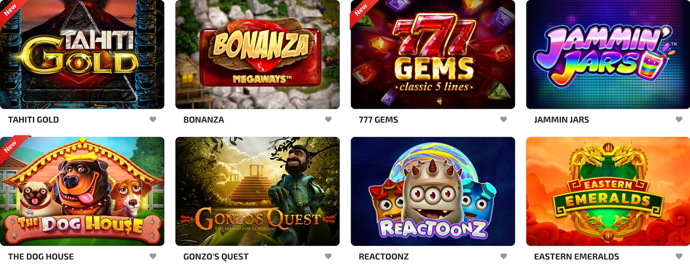 BoaBoa Casino Games