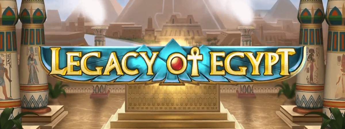 Legacy of Egypt Play'n Go
