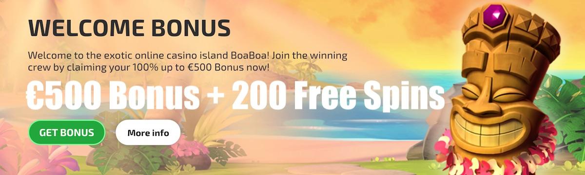Boa Boa Bonus
