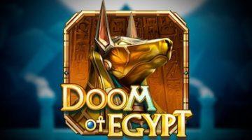 Doom of Egypt Online Slot Play'n Go