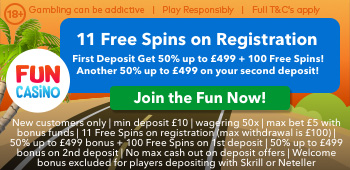 Fun Casino Free Spins