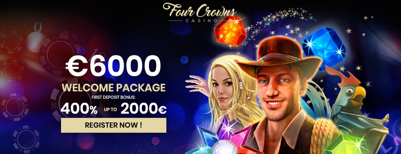 Four Crowns Novoline Free Play