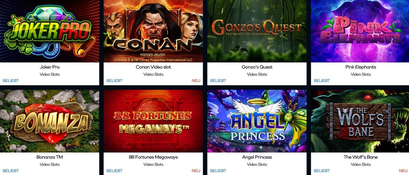 Fun Casino Spiele