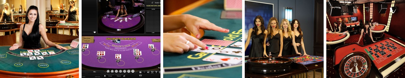 Playtech Live Casinos