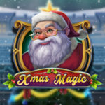 XMAS MAGIC SLOT FREE PLAY, BONUS AND REVIEW