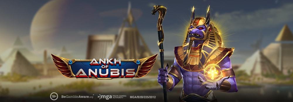 Ankh of Anubis Online Slot