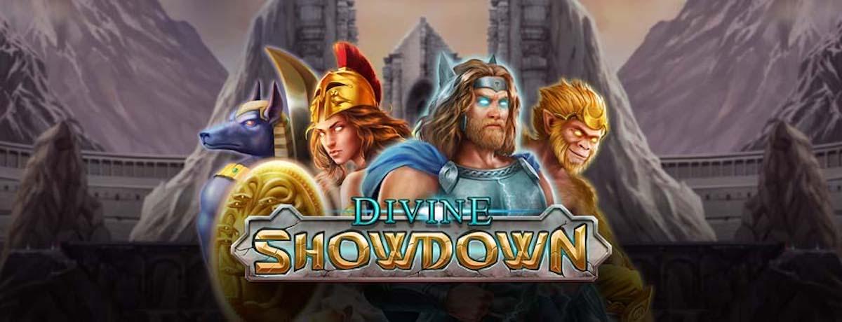 Divine Showdown Slot Free Play Bonus And Review