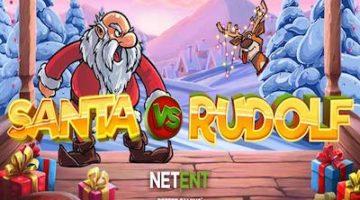 Santa VS Rudolf NetEnt
