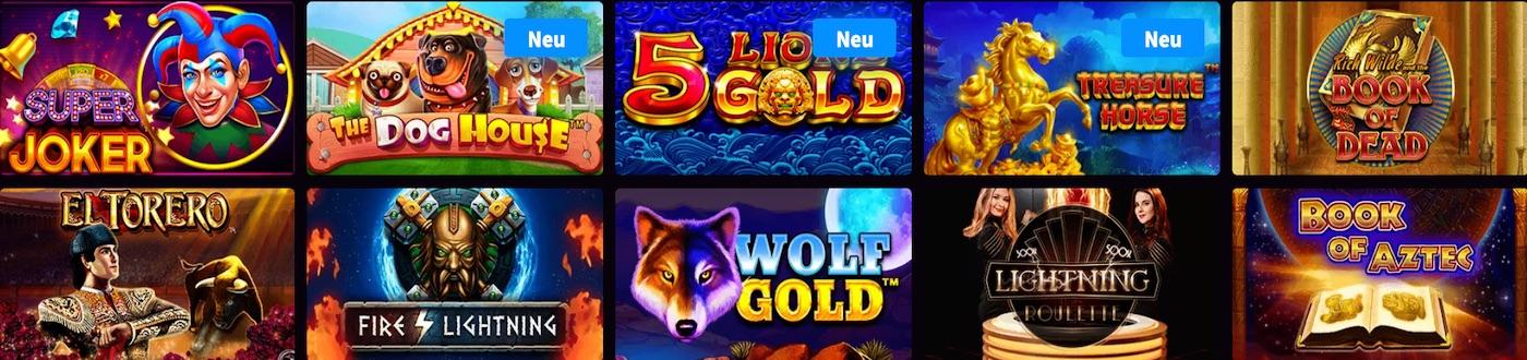 Wild Blaster Casino Slots